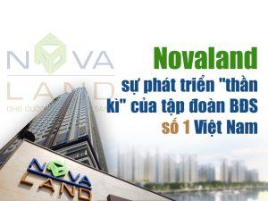 Chủ đầu tư NovaWorld Phan Thiết Novaland