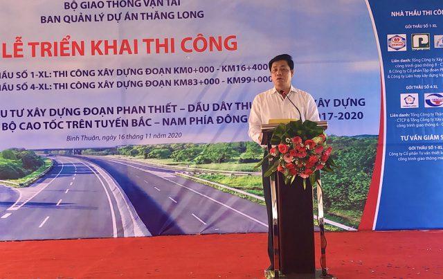 Cập nhật 24/7: Cao tốc Dầu Giây - Phan Thiết, cận cảnh tiến độ xây dựng 2
