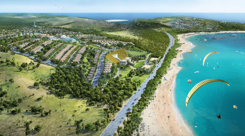 Biệt thự biển Hồ Tràm, Phan Thiết & Mũi Né - Tập đoàn Novaland 2