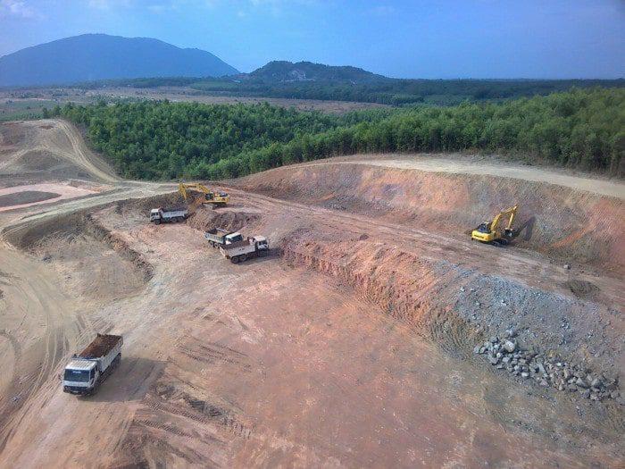Cập nhật 24/7: Cao tốc Dầu Giây - Phan Thiết, cận cảnh tiến độ xây dựng 7