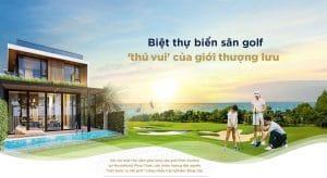 Biệt thự Villa Golf NovaWorld Phan Thiết