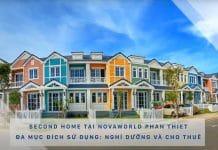 Nhà mẫu NovaWorld Phan Thiết Bình Thuận Novaland