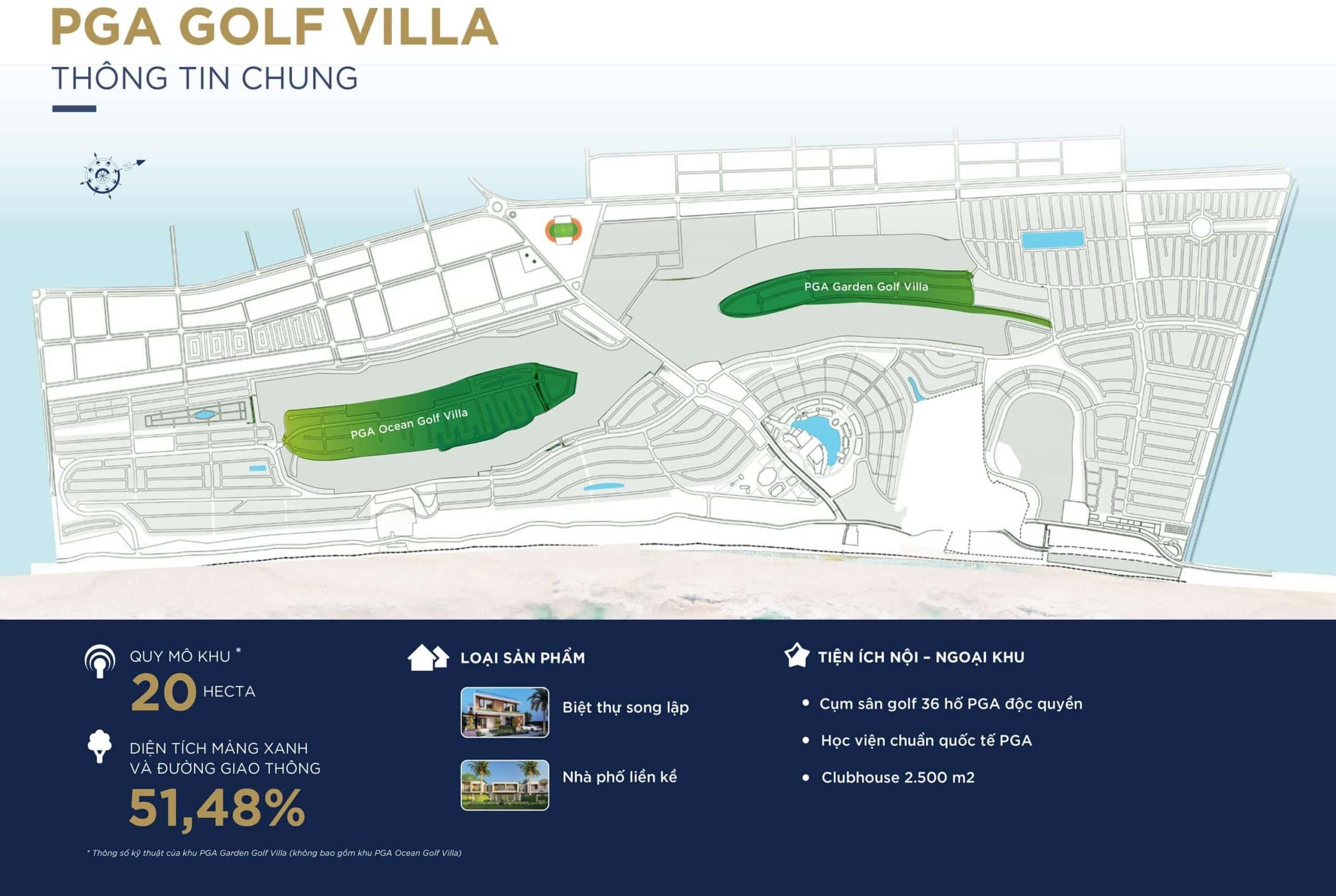 NovaWorld Phan Thiết - Phân kỳ PGA Golf Villa