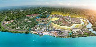 Phối cảnh Aqua City Đảo Phượng Hoàng Novaland