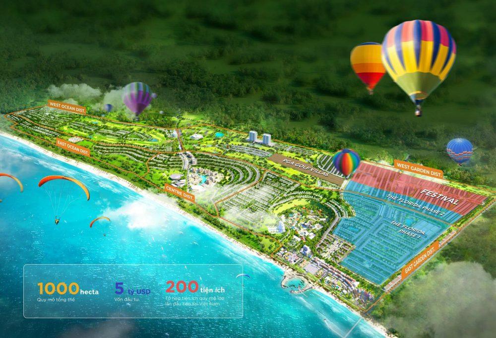 Bảng giá bán NovaWorld Phan Thiết Novaland 2020 2021