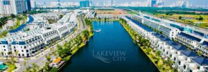 Mua bán Lakeview City Quận 2 - Nhà phố, Biệt thự