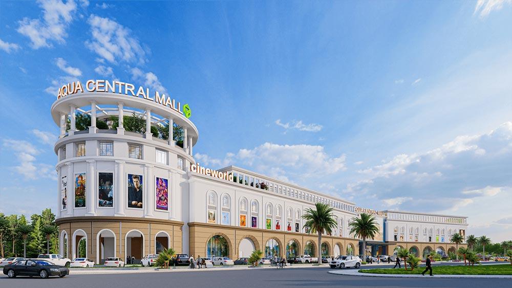 Aqua Central Mall Aqua City 1
