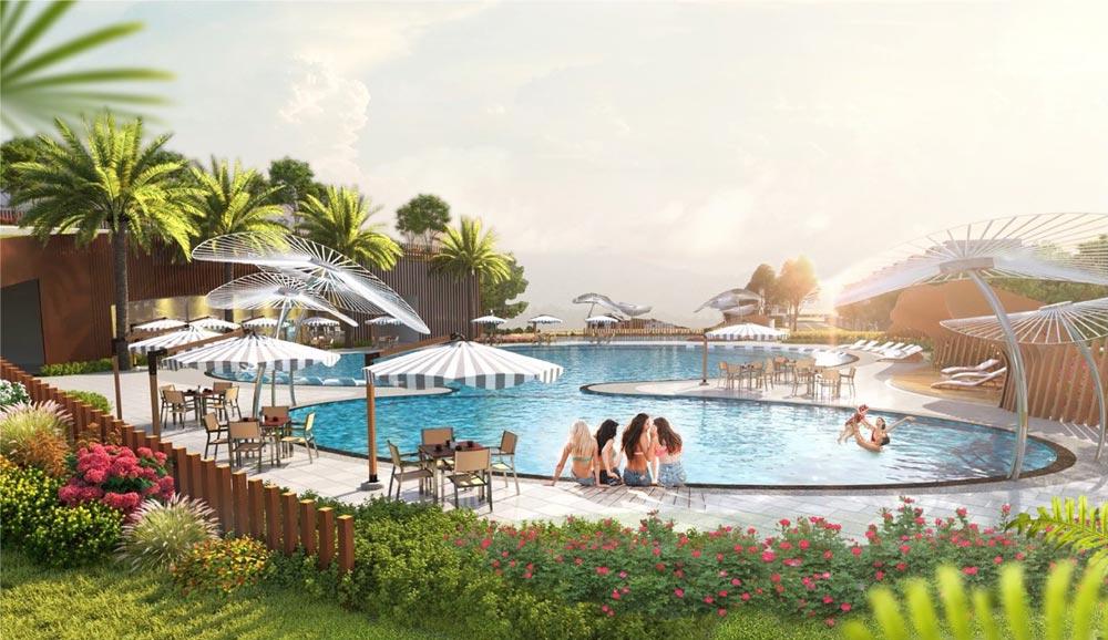 Clubhouse Aqua City Đảo Phượng Hoàng
