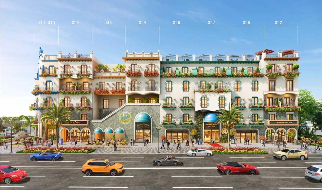 Mẫu Boutique Hotel NovaWorld Phan Thiết