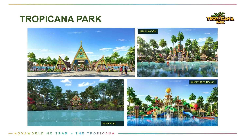 Tiện ích Tropicana Park1