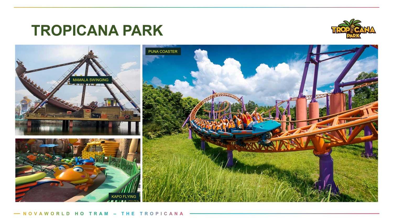 Tiện ích Tropicana Park3