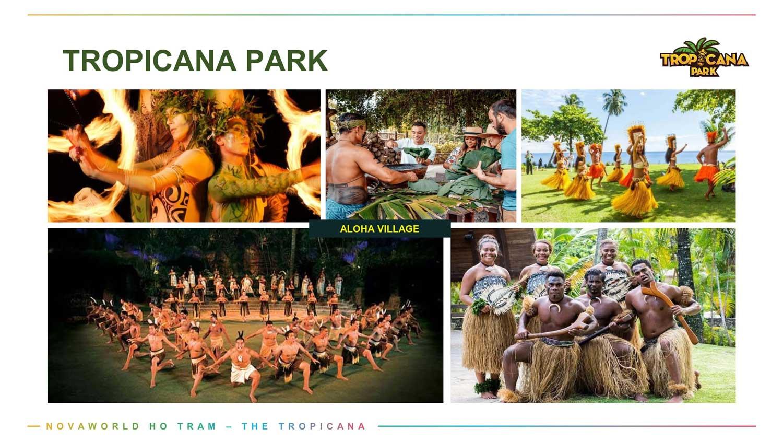 Tiện ích Tropicana Park5