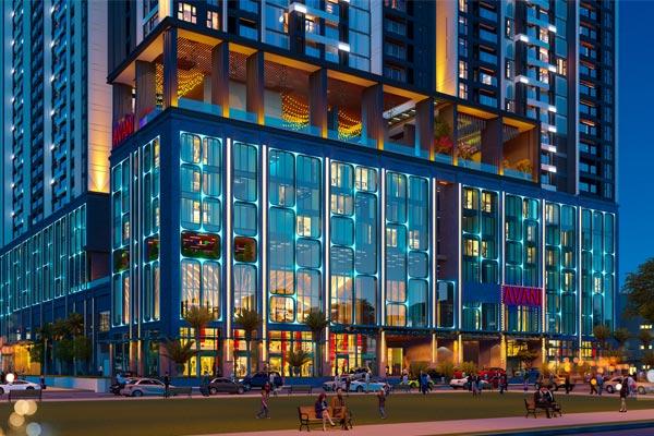 Khách sạn Avani Saigon căn hộ The Grand Manhattan Novaland Quận 1